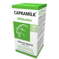 Tablety z kozího mléka CAPRAMILK – BIFIDOAKTÍV, 144 tablet